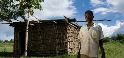 Traditional home, Nyamuswa