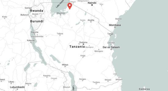 nyamuswa-tanzania-map