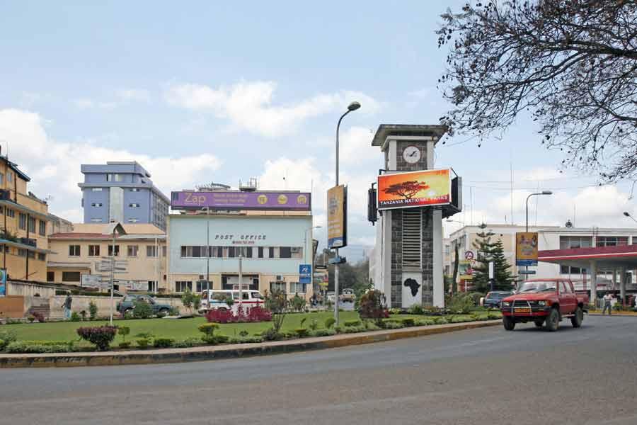 Arusha-Center