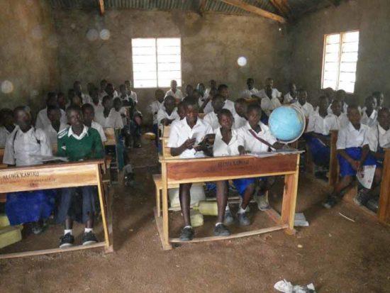 Busore classroom