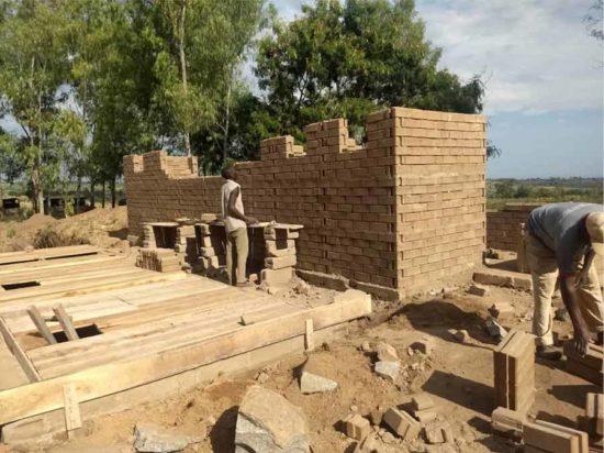 Building toilets