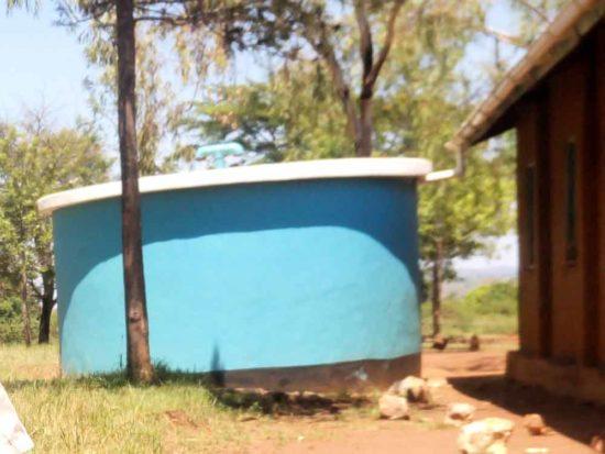 Kambarage-Water-tank